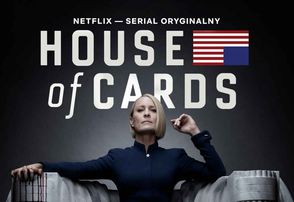 netflix house of cards s6 poster pl top