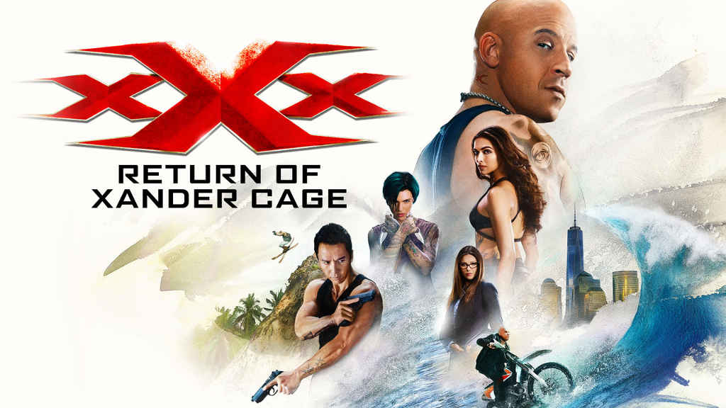 netflix xXx The Return of Xander Cage
