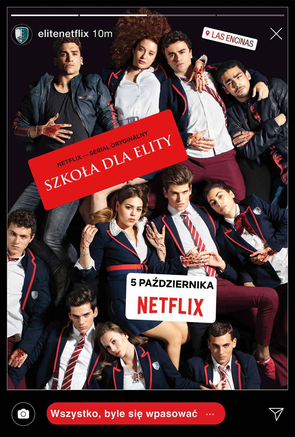 Netflix Elite / Szkola dla ElityS1