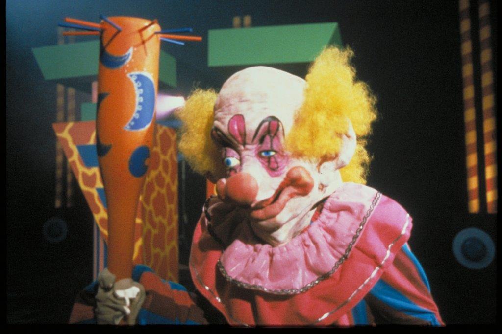 Showmax Mordercze klowny z kosmosu