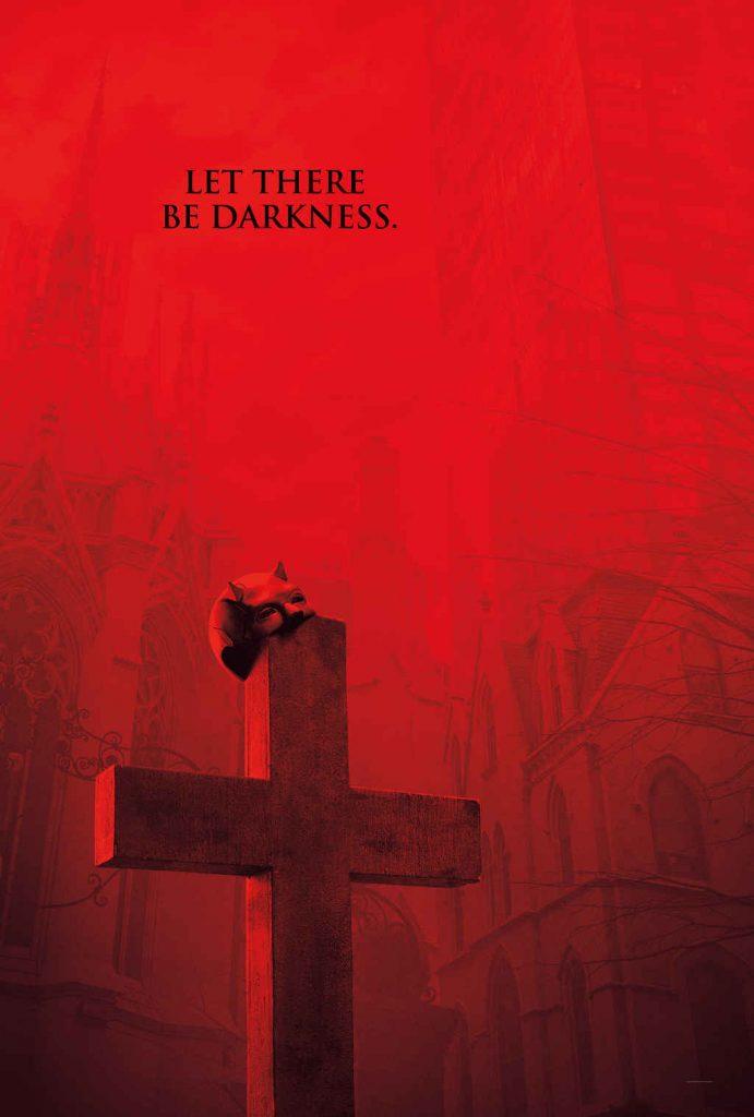 Netflix Daredevil S3 poster