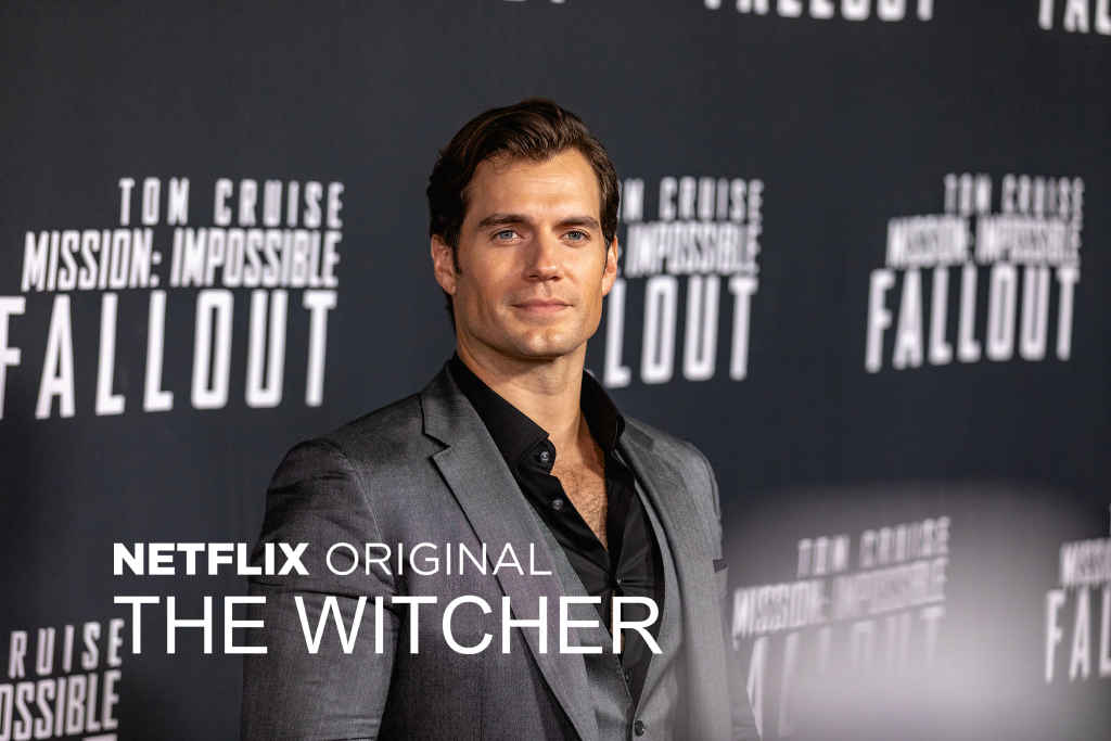 Netflix Henry Cavill The Witcher