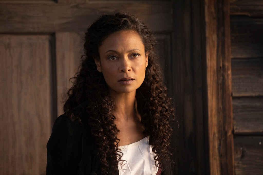 Thandie Newton, serial HBO Westworld