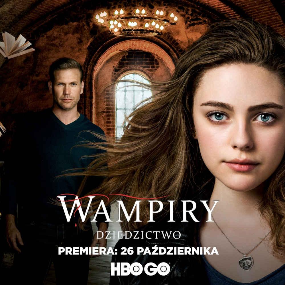 HBO GO Wampiry_Dziedzictwo_plakat