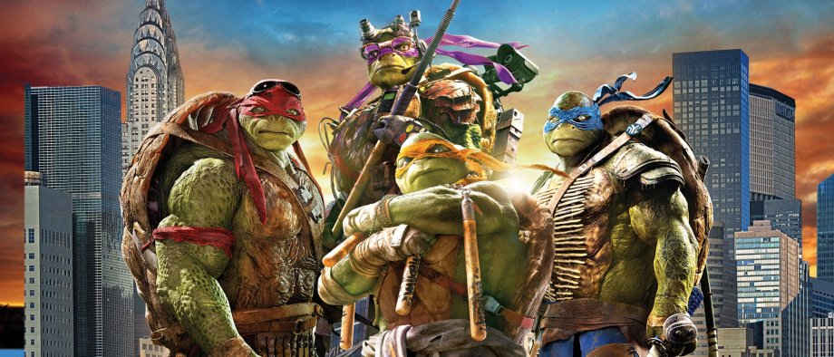 hbo go TEENAGE MUTANT NINJA TURTLES