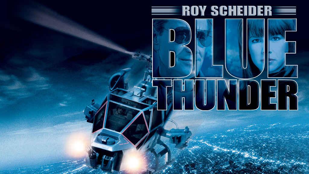 netflix Blue Thunder