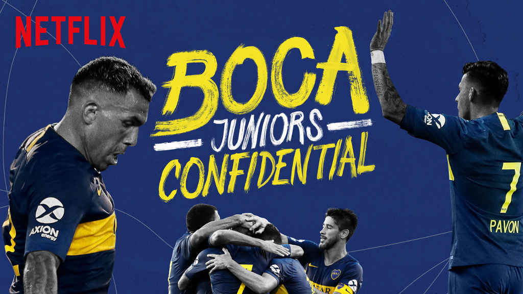 netflix Boca Juniors Confidential S1