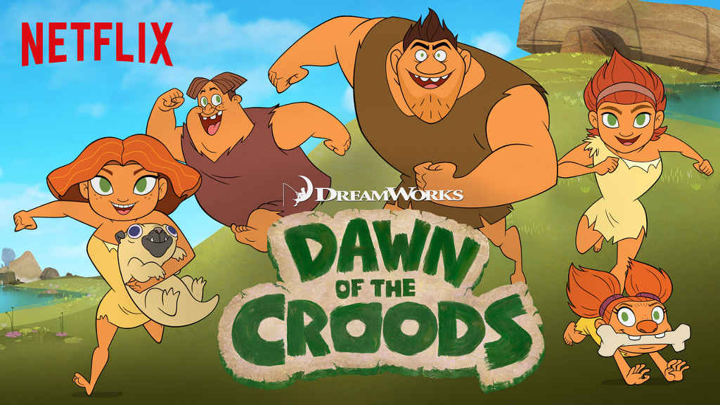 netflix Dawn of the Croods S2