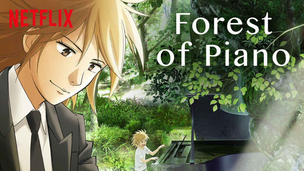 netflix Forest of Piano s1