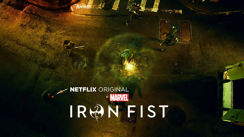 netflix Marvel Iron Fist S2