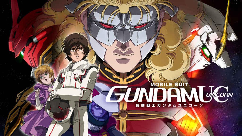 netflix Mobile Suit Gundam UC S1