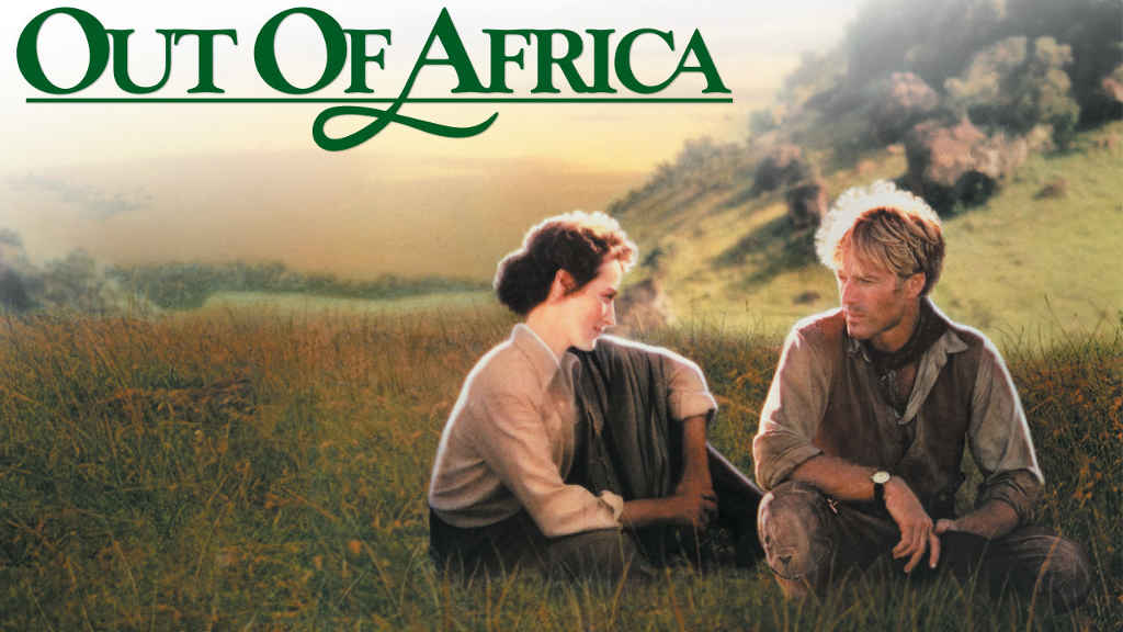 netflix Out of Africa
