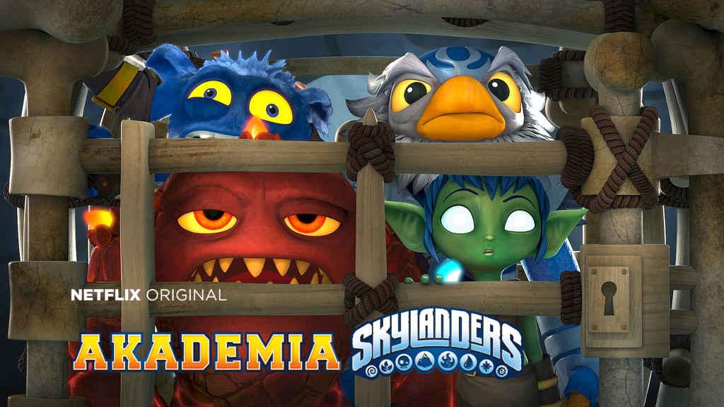 netflix Skylanders Academy S3