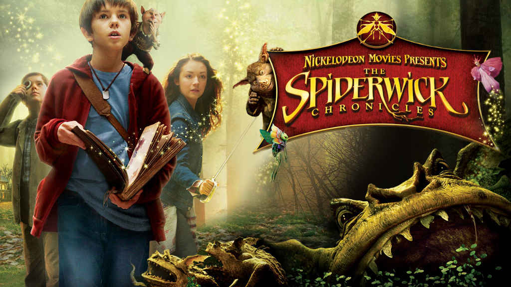 netflix The Spiderwick Chronicles