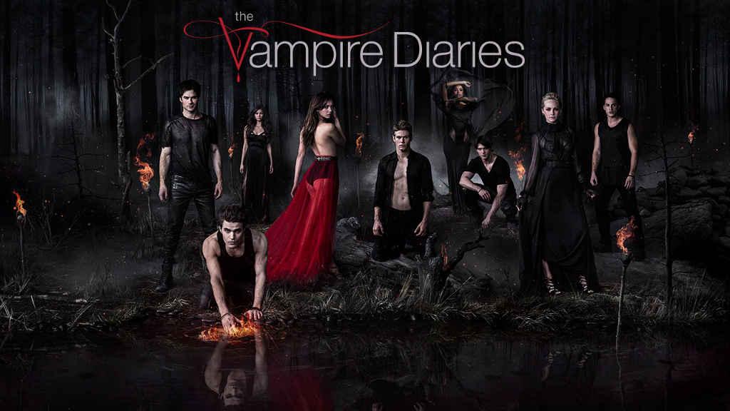 netflix The Vampire Diaries