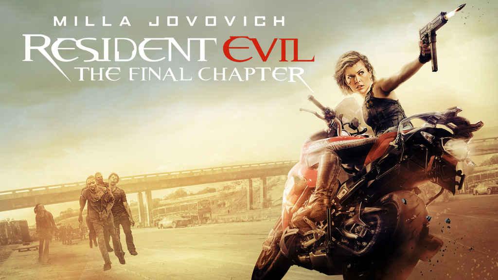 netflix Resident Evil The Final Chapter