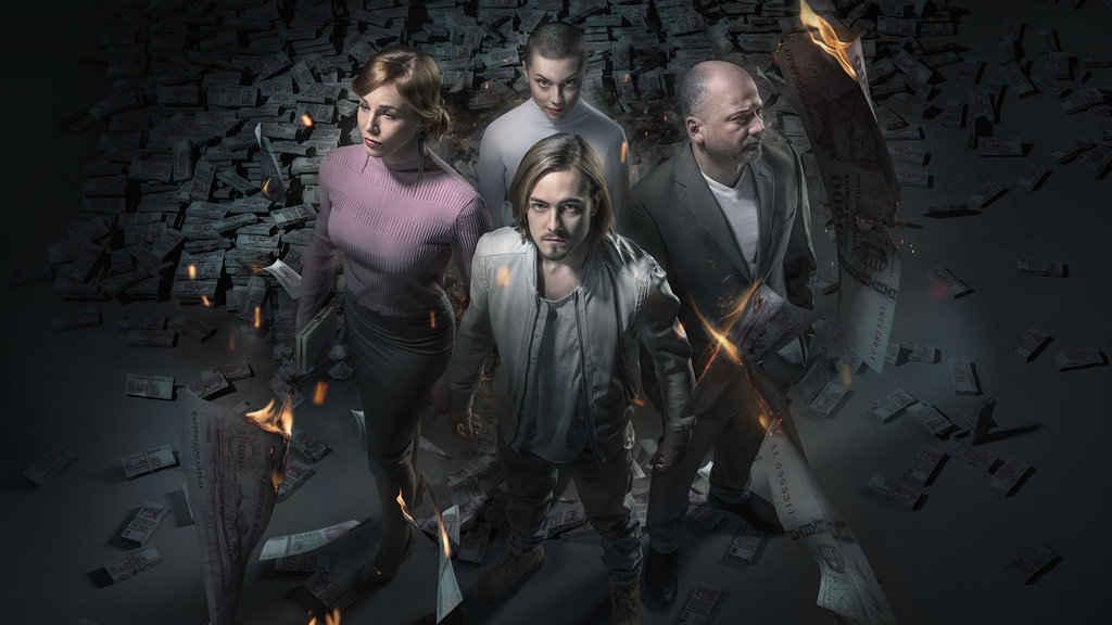 HBO Europe - Złote życie, sezon 3