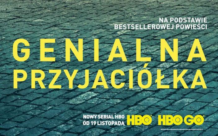 Genialna przyjaciółka HBO poster