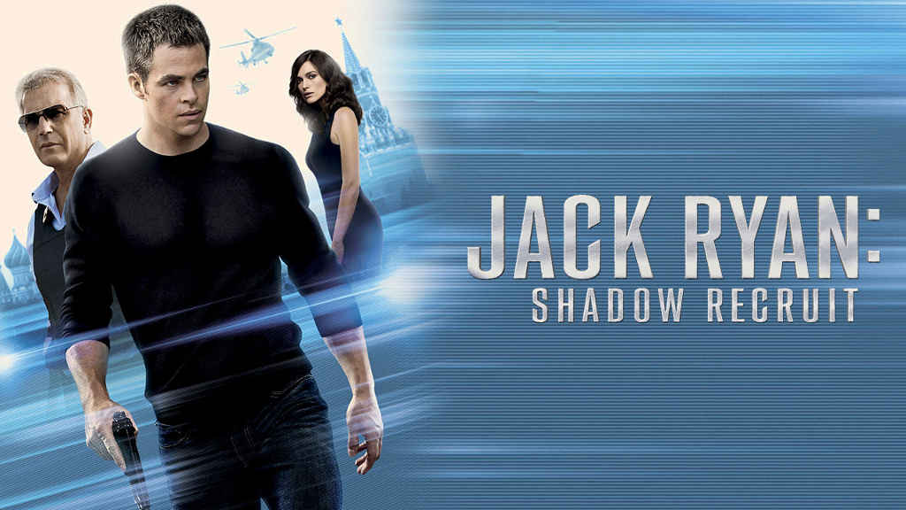 Netflix-Jack Ryan Shadow Recruit