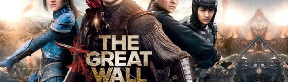 Netflix the great wall