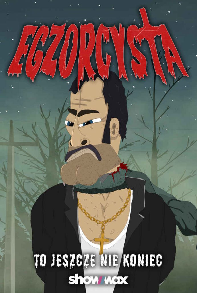 Showmax Plakat Egzorcysta