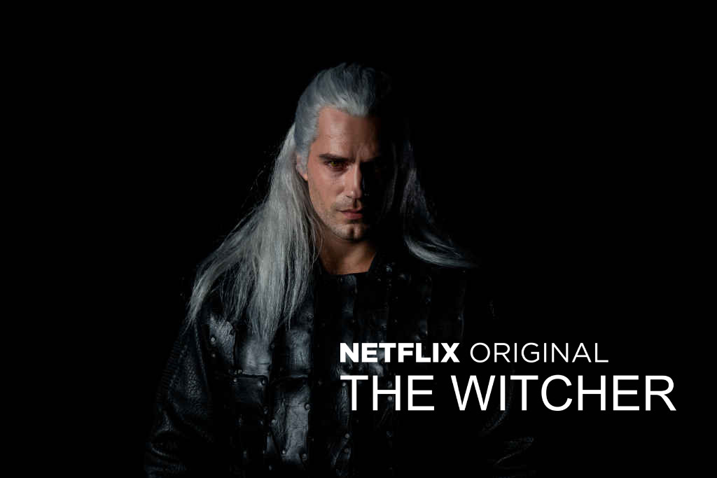 Netflix The Witcher HenryCavill firstlook