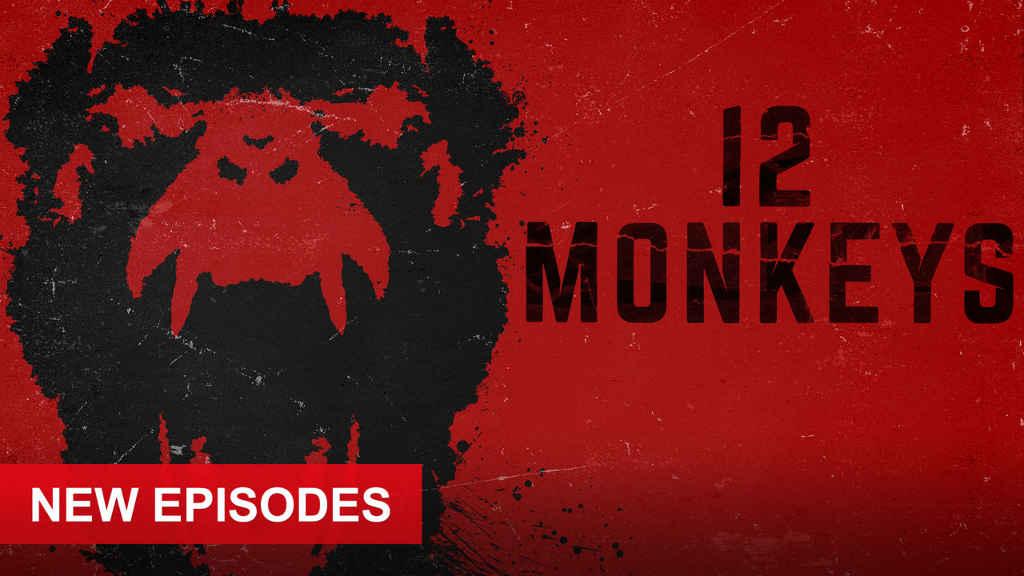 netflix 12 Monkeys