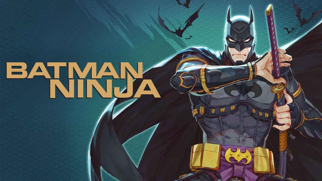 netflix Batman Ninja