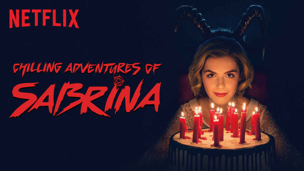 netflix Chilling Adventures of Sabrina S1