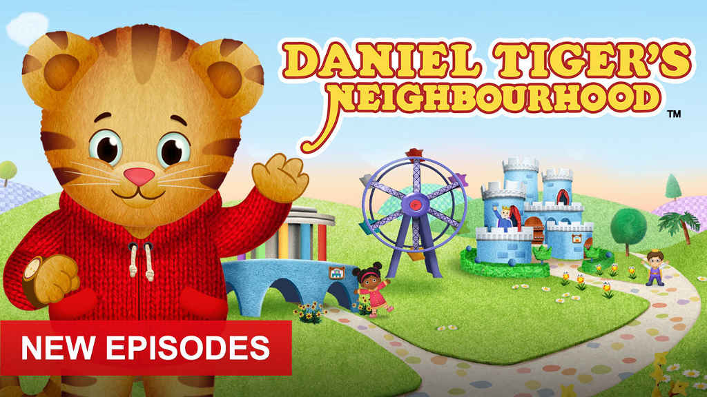 netflix Daniel Tigers Neighborhood