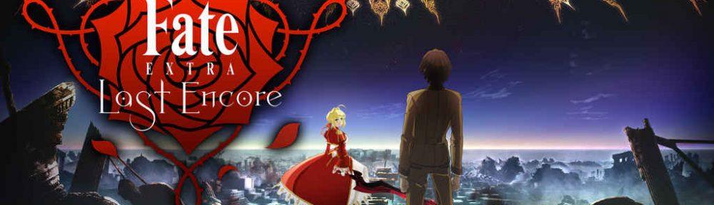 netflix Fate EXTRA Last Encore S2