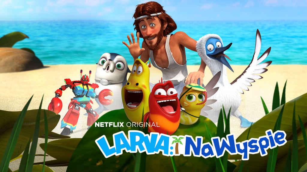 netflix Larva Island S1