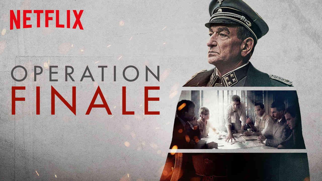 netflix Operation Finale