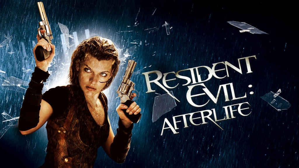 netflix Resident Evil Afterlife