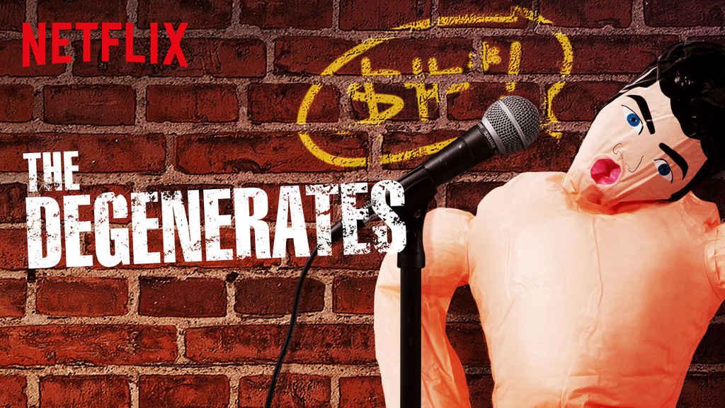 netflix The Degenerates S1