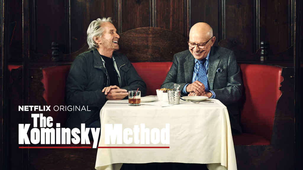 netflix The Kominsky Method S1