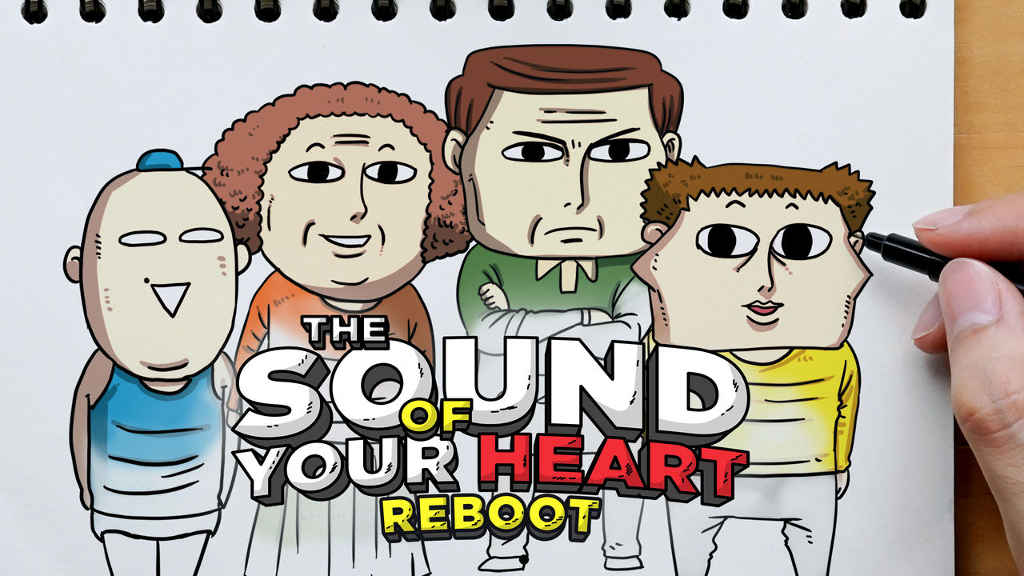 netflix The Sound of Your Heart Reboot S1
