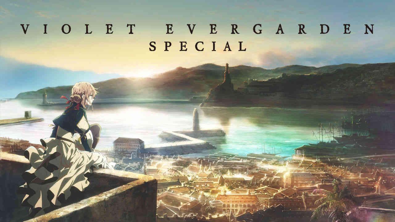 netflix Violet Evergarden Special S1