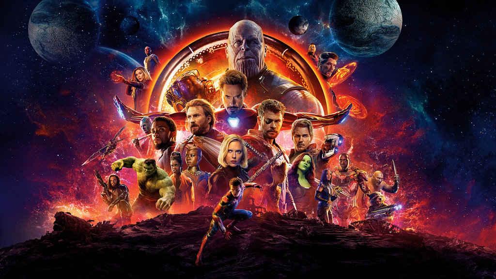HBO GO Avengers Wojna bez granic