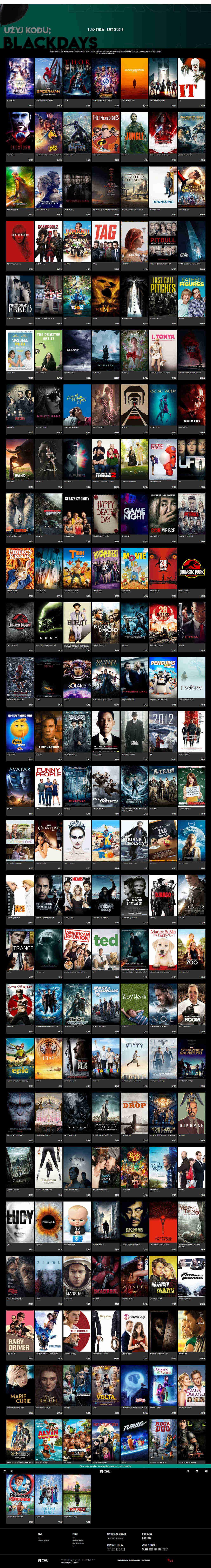 CHILI-black-fridays-movies-list