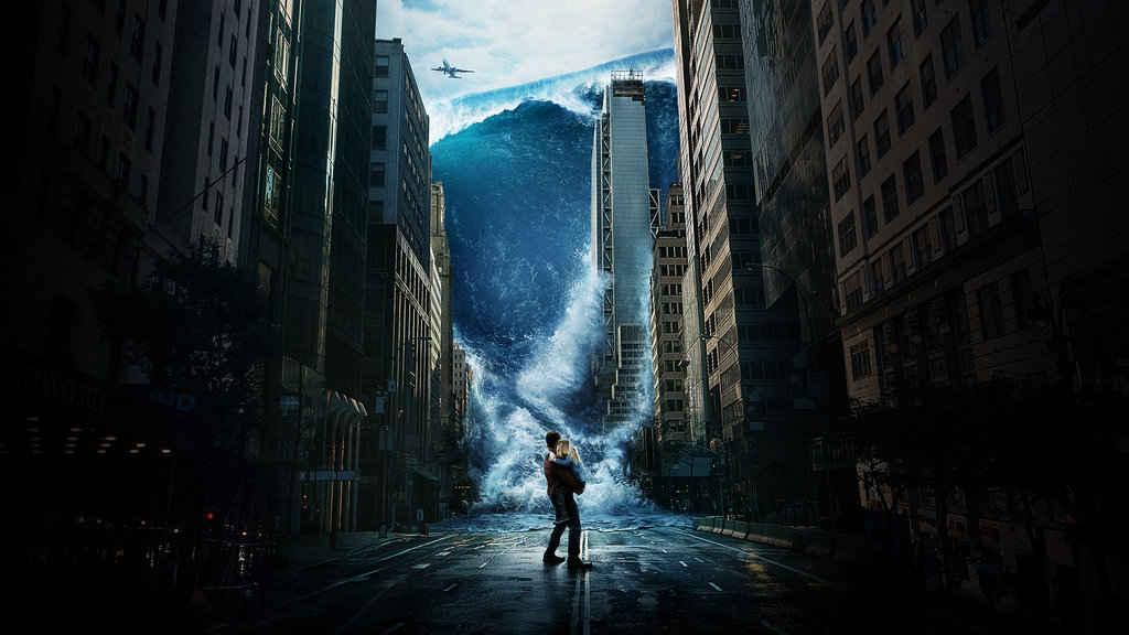 HBO GO Geostorm
