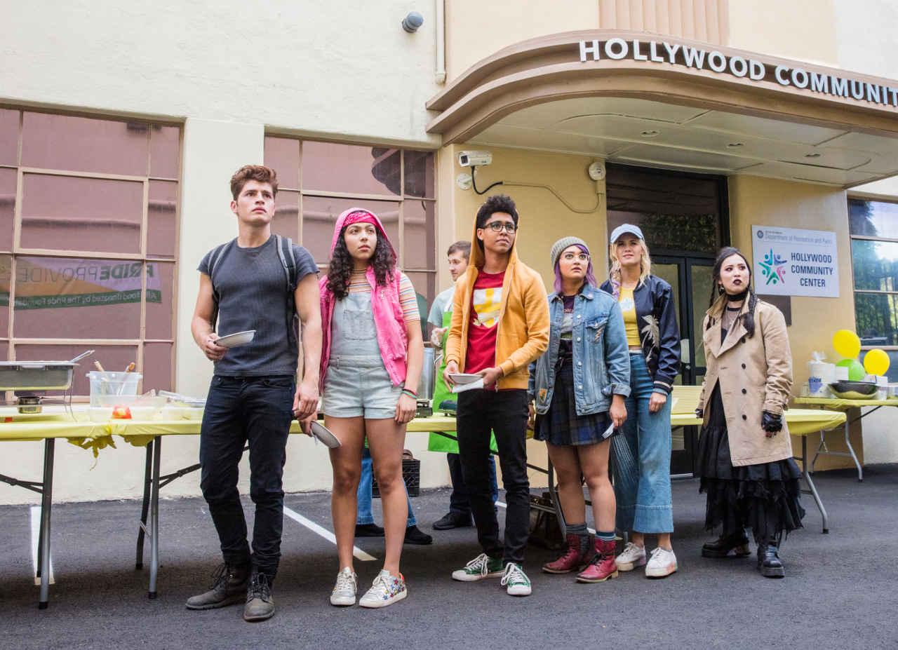 Showmax Runaways_Season 2