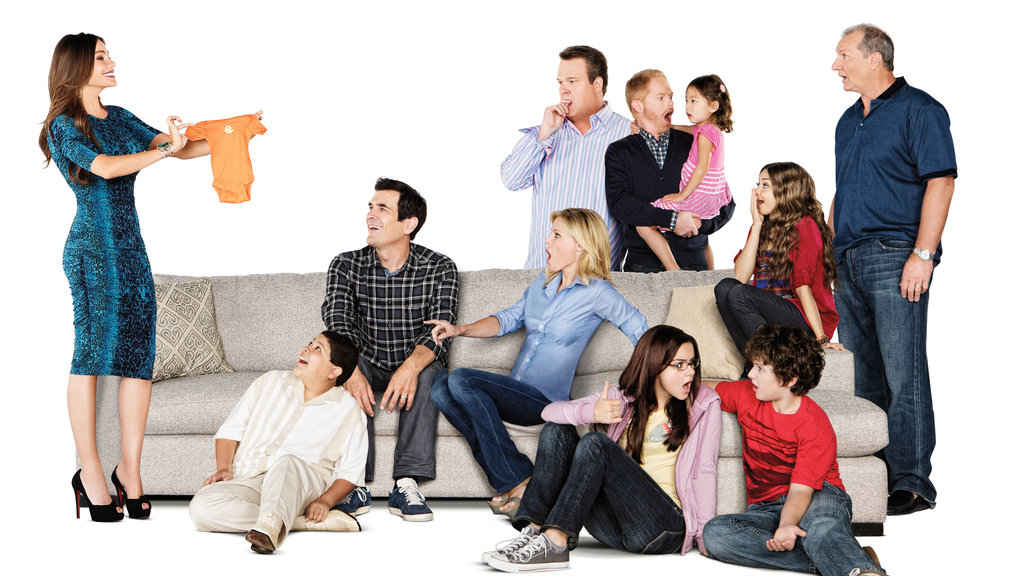 HBO GO Wspólczesna rodzina