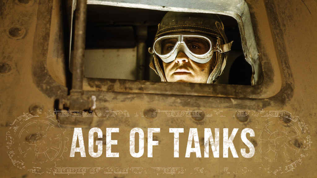 netflix Age of Tanks S1
