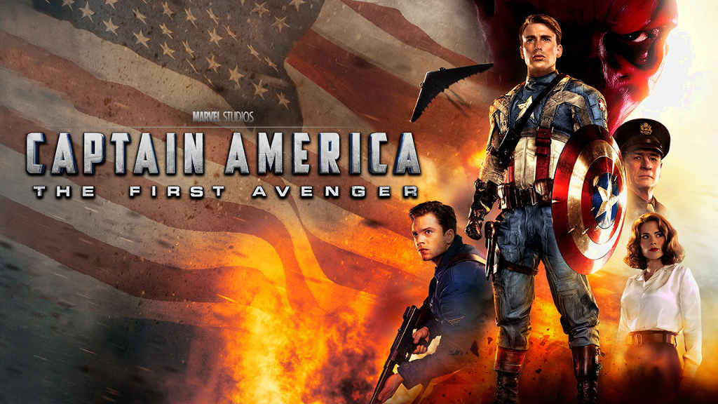netflix Captain America The First Avenger