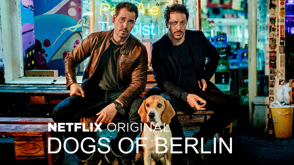 netflix Dogs of Berlin s1