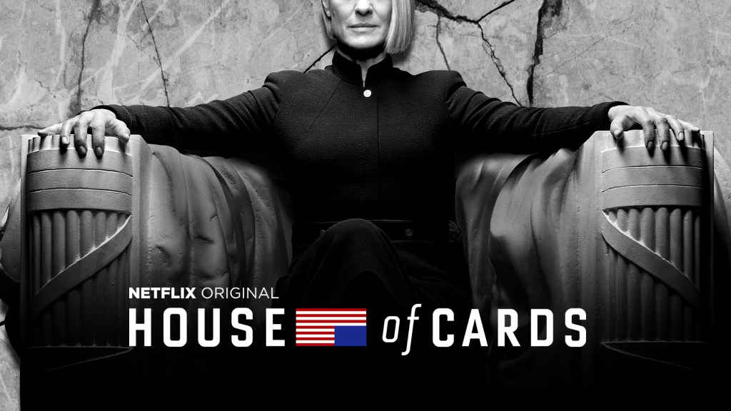 netflix House of Cards S6