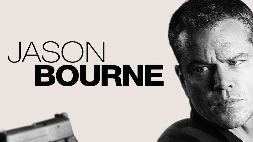 netflix Jason Bourne