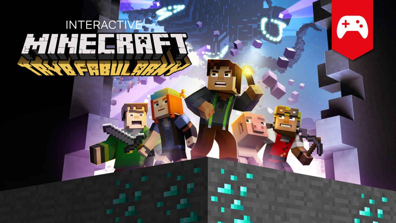 netflix Minecraft Story Mode-S1