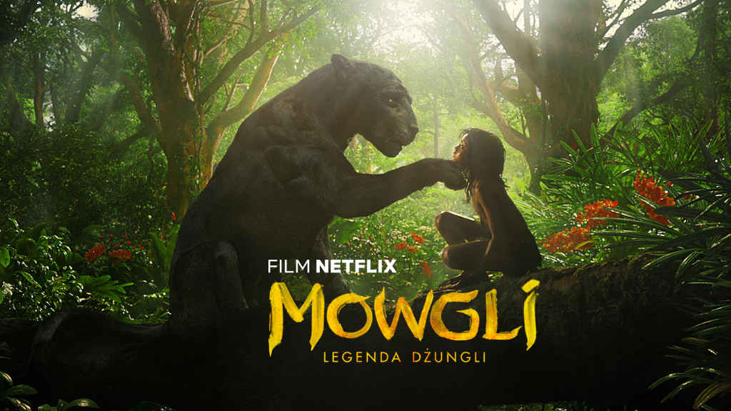 netflix Mowgli Legend of the Jungle 2018